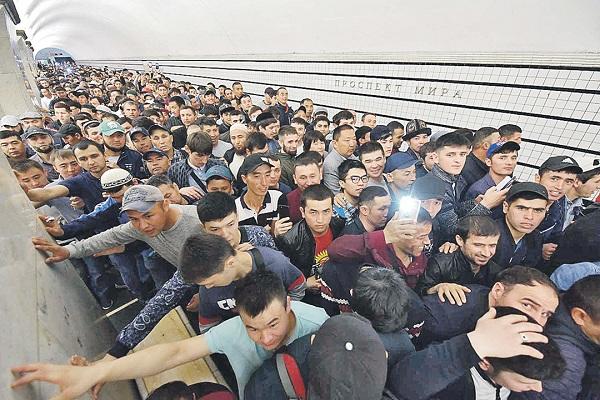 Узбекская диаспора: Россия должна кормить безработных гастарбайтеров — Правозащитный центр «РОД»